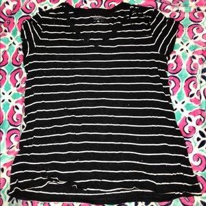 APT. 9  striped t-shirt